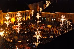 Sibiu_Christmas_Market_opening_2008